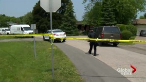 2 People dead, 2 police officers hurt in incident near Grimsby