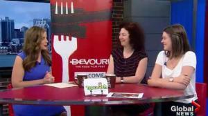 Nourish Nova Scotia Food and Film Challenge