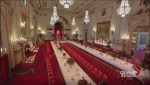 Get a rare glimpse of royal family life at Buckingham Palace