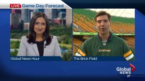 Edmonton Weather Forecast: August 26