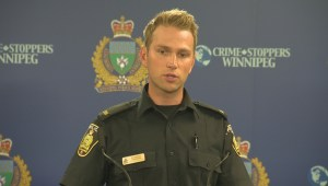 Winnipeg police speaks about assault that ended with serious crash