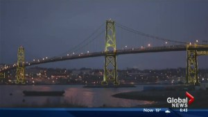 MacDonald Bridge gets a facelift