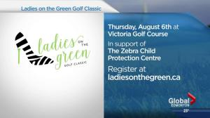 Zebra Child Protection Centre holding 'Ladies on the Green' fundraiser