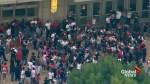 Massive brawl shuts down high school basketball tournament at Chicago's United Center
