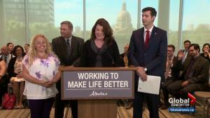 Alberta announces significant investment in affordable housing