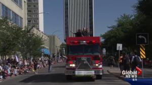 K-Days Parade brings out excitement and emotion