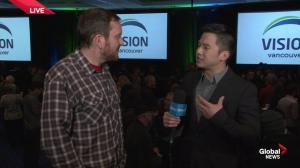 BC Civic Election: Optimism at Vision Vancouver HQ