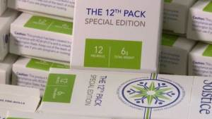 '12th Pack' ignites Super Bowl buzz with marijuana