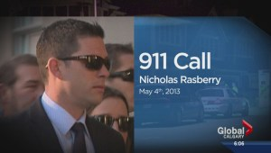 911 confession played in court in Nicholas Rasberry case