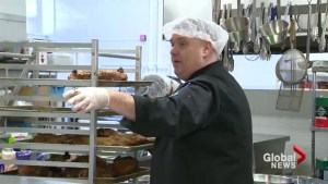 Toronto culinary instructor hosts traditional Canadian holiday lunch.