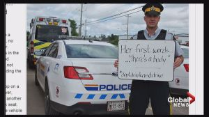 'Five More Reasons Not to Drink and Drive' campaign gets personal for police officers