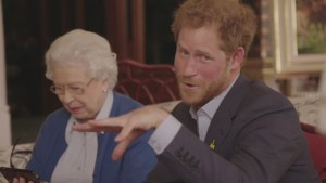 Prince Harry drops mic against Obamas in Invictus Games promo