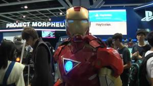 Thousands of fans take cosplaying to the next level at Hong Kong comic-con