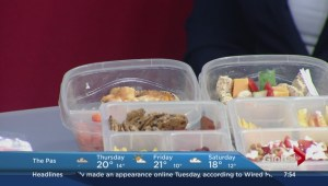 Back to School Week continues with some tips for school lunches.