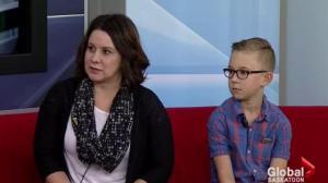 Raising awareness in Saskatoon on world prematurity day