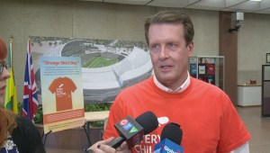 Orange Shirt Day in Regina