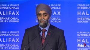 Harjit Sajjan comments on terrorist incident in Mali, says focus should be on prevention instead of reaction