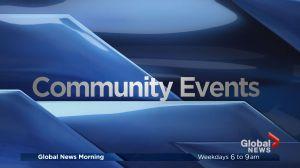 Community Events:  Hema Quebec Blood Drive