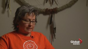 'It's a color all these years of not mattering' Orange shirt day honors residential school survivors