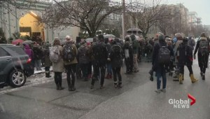 Vancouver rally for mosque massacre victims