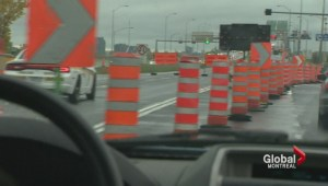 Champlain Bridge repairs