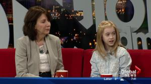 Kids with Cancer: Katelyn, 12, on being treated for leukemia