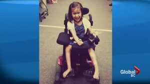 Chilliwack family pleads for return of special wheelchair