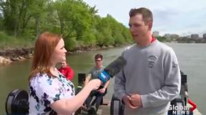Saskatoon Rowing Club planning to row to Regina