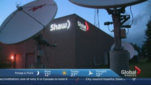Shaw Media announces proposal for Global News 1
