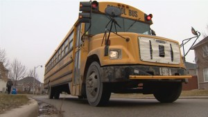 Parents want to see bus driver fired for scolding kids, making them late