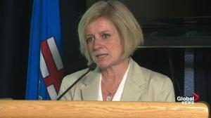Rachel Notley: Ministry of Transportation, RCMP working to address fuel shortage in Fort McMurray