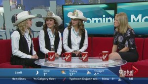 Meet our new 2016 Stampede Queen and Princesses