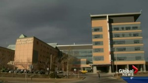 Woman left at Calgary hospital with stab wounds