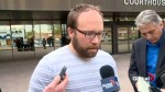 RAW: David Stephan's brother-in-law reacts to verdict part 1