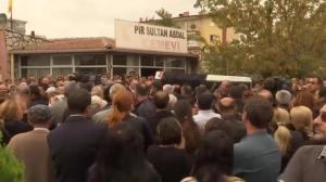 Raw video: Solemn funeral held for victim of Ankara bombing