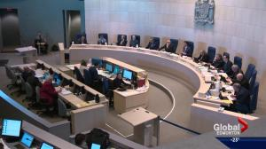 Edmonton city council narrows in on numbers for property tax increase