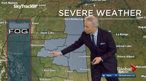 Edmonton early morning weather forecast: Wednesday, March 29, 2017