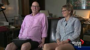 Edmonton man granted medically-assisted death shares story