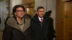 Donald Trump's national security adviser Michael Flynn quits post