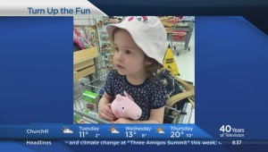 Turn Up The Fun on Global News Morning
