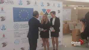 St. Thomas University students take home top prize in international law competition