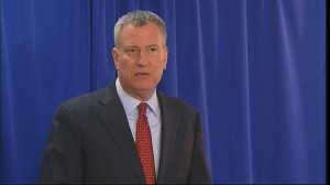 NY Commissioner Bratton and Mayor De Blasio on ISIS related arrests