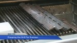 Tips for preparing the grill for summer BBQ season
