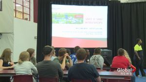 'Students are still unsure about it': SMU frosh take seminar on consent