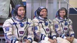 NASA, ESA, and Russian Space Agency astronauts hold joint training in Star City