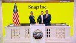Snap Inc. goes public on New York Stock Exchange