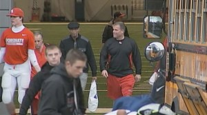Seattle Seahawks host team from Washington high school rocked by recent shooting