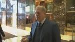 Ex- Vice President Al Gore visits Donald, Ivanka Trump