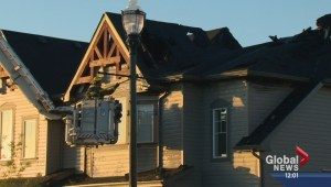 Chestermere house severely damaged by fire
