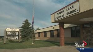 Alberta teacher, baby girl killed in collision near Stettler
